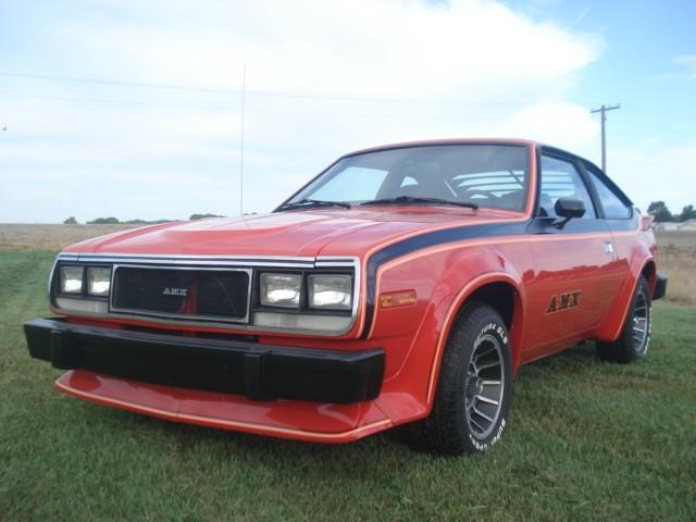 1979 Amc Spirit Lxone Ownerclean Carfax Details Milbank