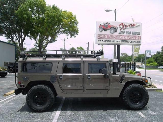 2001 AM General Hummer Journey W/ Premium Pkg