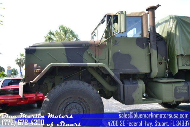 1986 AM General M923 XLT 3RD ROW Seating, Eatra CLE