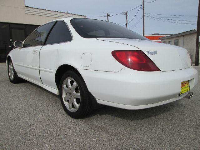 1998 Acura CL 8 Service Body