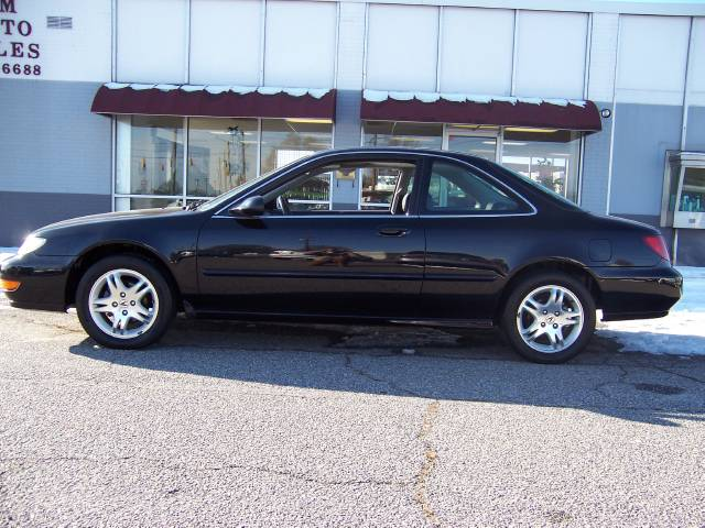 used acura cl 2 3cl w premium pkg 1998 details buy used. Black Bedroom Furniture Sets. Home Design Ideas