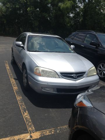 2001 Acura CL T6 AWD 7-passenger Leather Moonroof