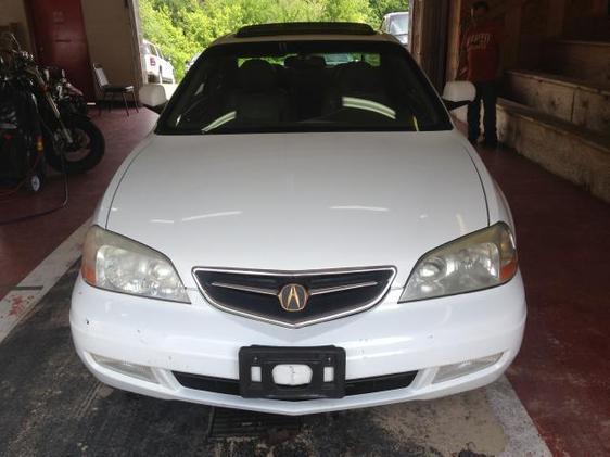 2001 Acura CL 3