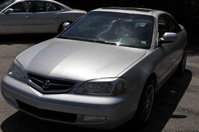 2001 Acura CL Lariat 4WD FX4