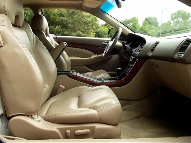 2001 Acura CL SE SXT