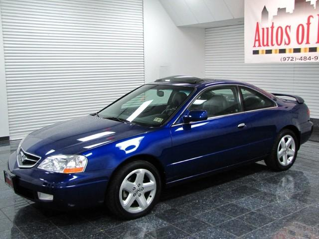 used acura cl type s 2002 details buy used acura cl type. Black Bedroom Furniture Sets. Home Design Ideas