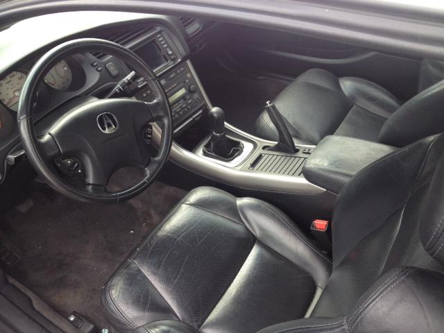 2003 Acura CL 2004 Nissan