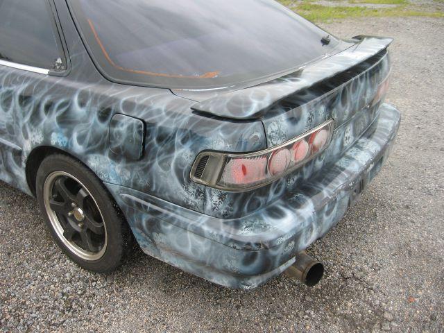 1993 Acura Integra 2wdse