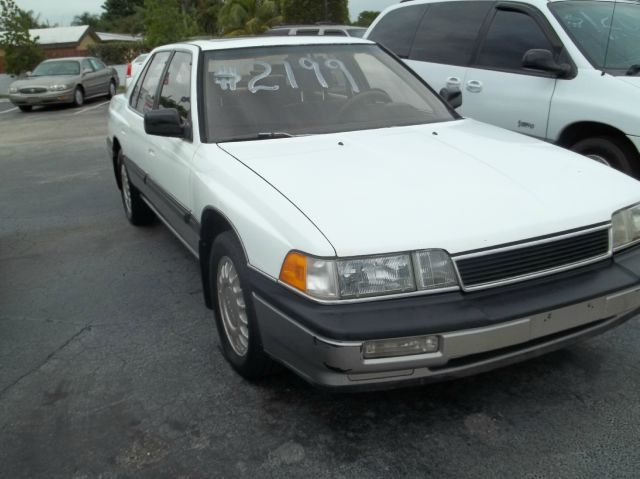 1986 Acura Legend 3.5tl W/tech Pkg