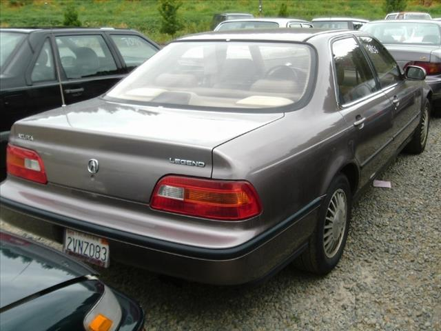 1991 Acura Legend 3.2 Quattro S-line AWD Sedan