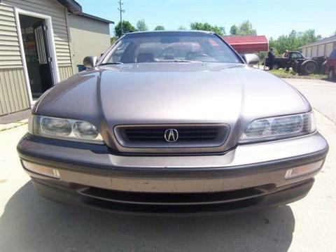 1991 Acura Legend Reg Cab 137 WB, 60.0 CA DR