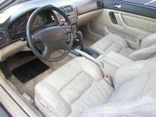 1993 Acura Legend Reg Cab 137 WB, 60.0 CA DR