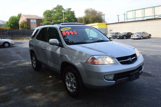 2001 Acura MDX Laredo Limited Edition
