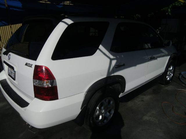 2002 Acura MDX Supercab SRW 4X