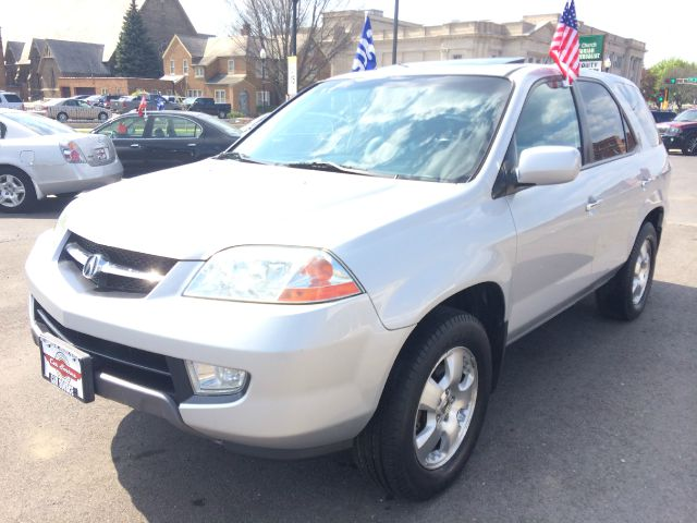 2003 Acura MDX T6 AWD 7-passenger Leather Moonroof