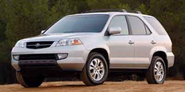 2003 Acura MDX LS Flex Fuel 4x4 This Is One Of Our Best Bargains