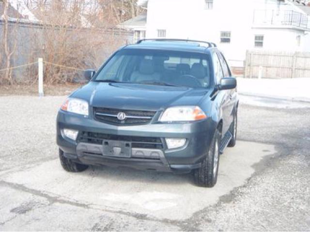 2003 Acura MDX Slt/laramie 4D Quad Cab Truck