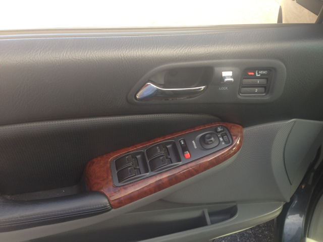 2004 Acura MDX 4dr Sdn Fleet Standard