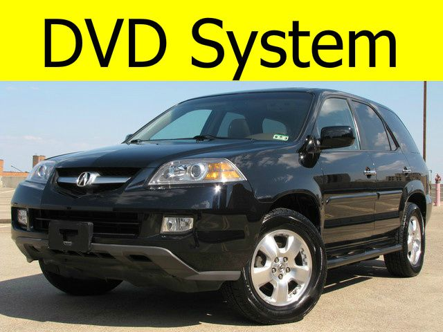 2004 Acura MDX Sport 2-owners