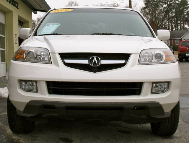 2004 Acura MDX SLT 25