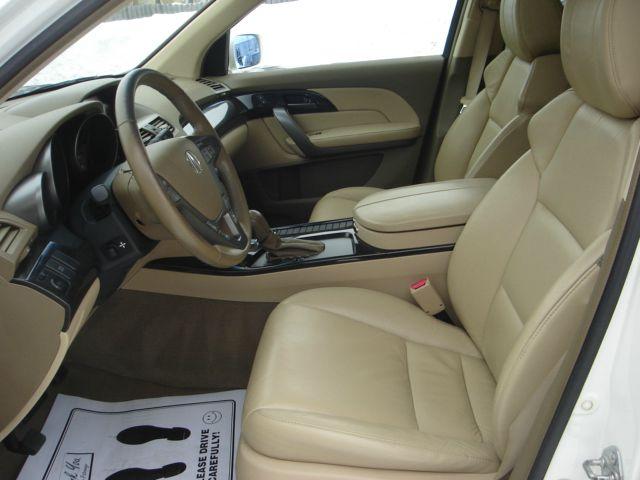 2007 Acura MDX SLE Extended Cab 4x4 Z71