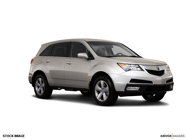 2010 Acura MDX 4dr S Auto QU All Weather Pkg AWD
