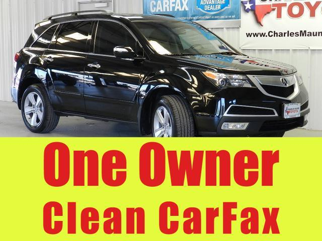 2010 Acura MDX Limited Trail Rated