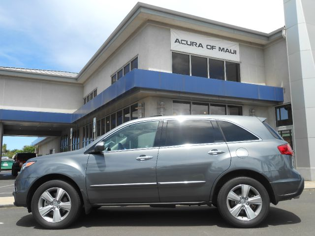 2011 Acura MDX SLE Extended Cab 4x4 Z71