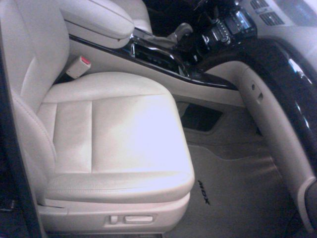 2011 Acura MDX SLE Extended Cab 4x4 Z71