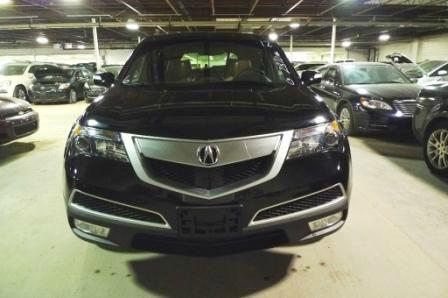 2012 Acura MDX Club Caboff Road Pkg