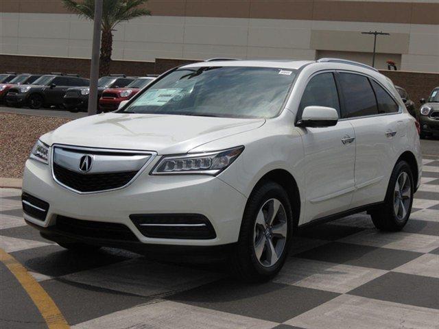 2014 Acura MDX 2.4T Premium