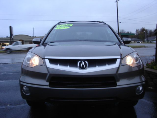 2007 Acura RDX Delivery Truck