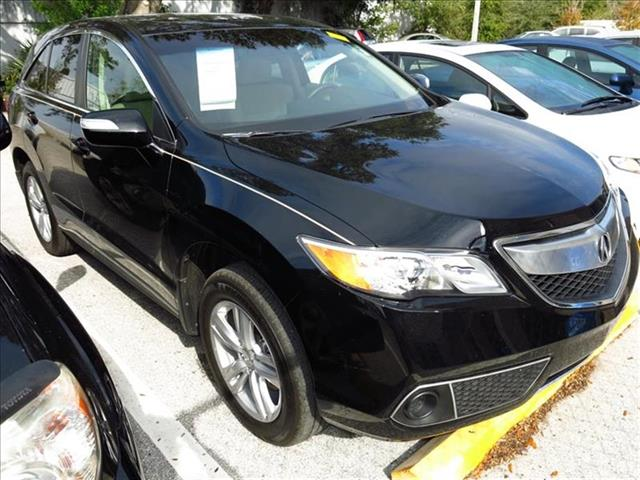 2013 Acura RDX SLT CREW CAB 4X4