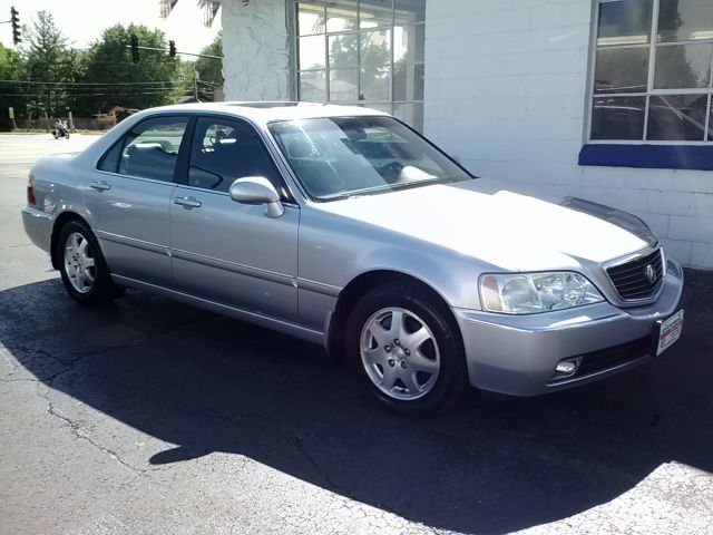 2002 Acura RL T6 AWD Leather Moonroof Navigation