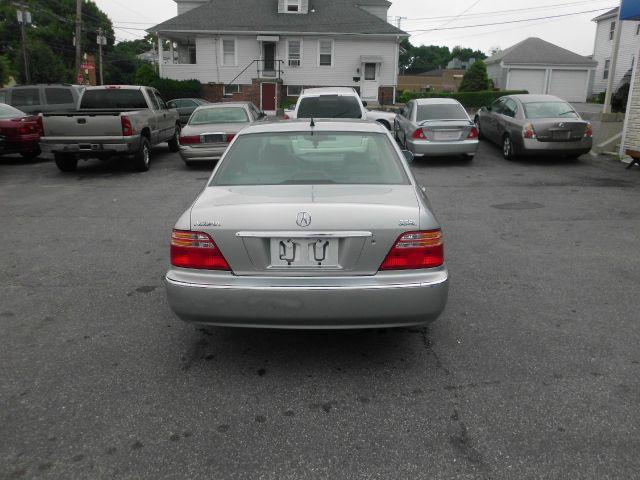 2002 Acura RL SLT 25