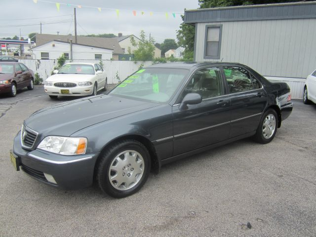 2003 Acura RL SLT 25