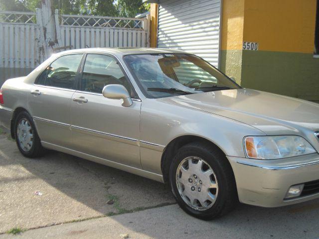 2004 Acura RL 4dr Laredo 4WD 4x4 SUV
