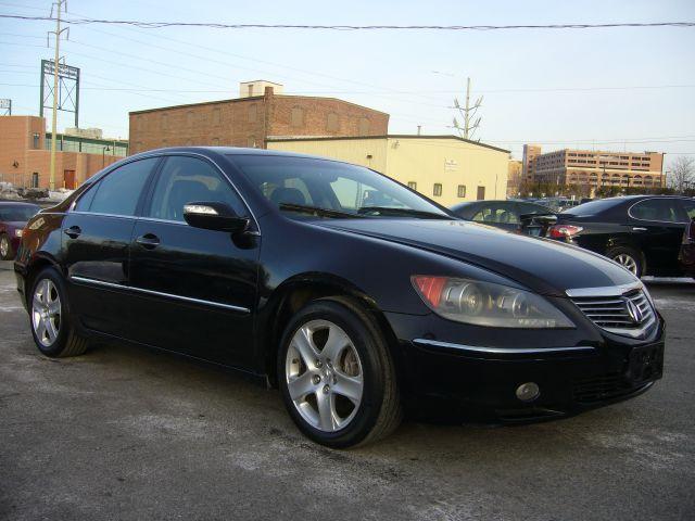 2005 Acura RL EXT CAB 143.5 WB Denali