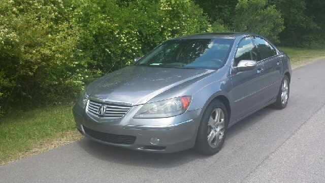 2005 Acura RL T6 AWD Leather Moonroof Navigation