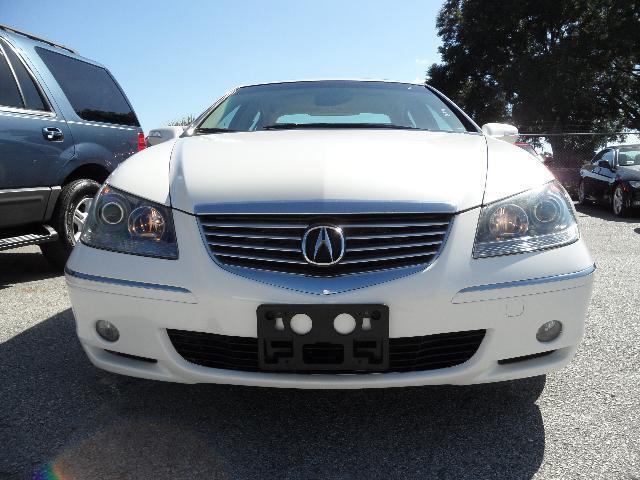 2008 Acura RL T6awd