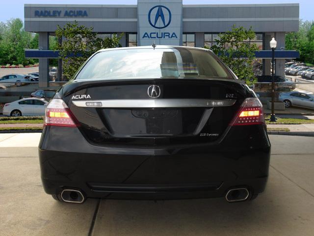 2010 Acura RL LT1 4X4