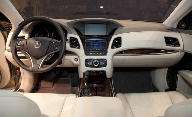 2014 Acura RLX GLT Sedan 4D