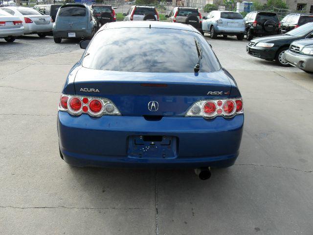 2002 Acura RSX SE SXT