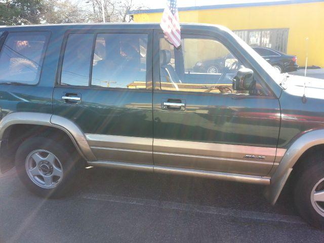 1996 Acura SLX Wagon SE