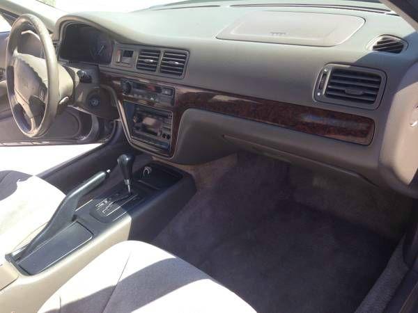 1997 Acura TL GS-R