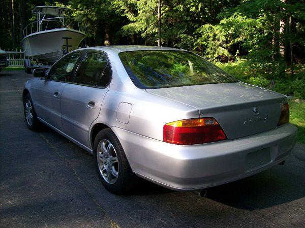 2001 Acura TL GS