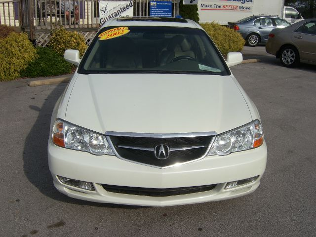 2002 Acura TL SE SXT