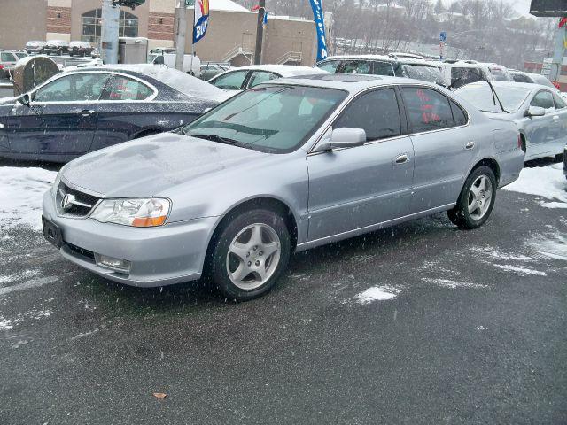 2002 Acura TL GS