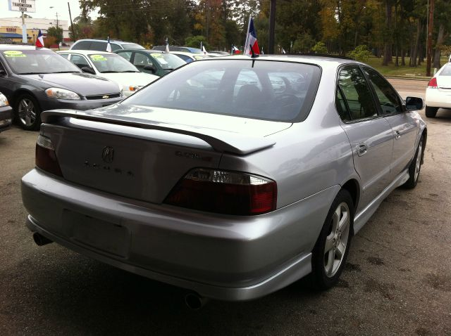 2003 Acura TL Knapheide KUV