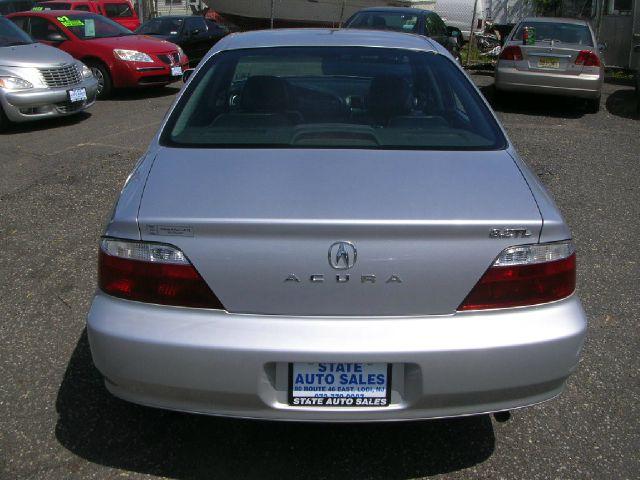 2003 Acura TL 4dr 2.9L Twin Turbo AWD SUV